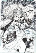 Thor and wanda