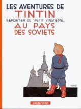 Tintin au pays des soviets 1