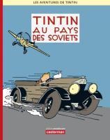 Tintin au pays des soviets couleurs 1
