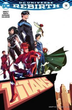 Titans vol 3 14 variant
