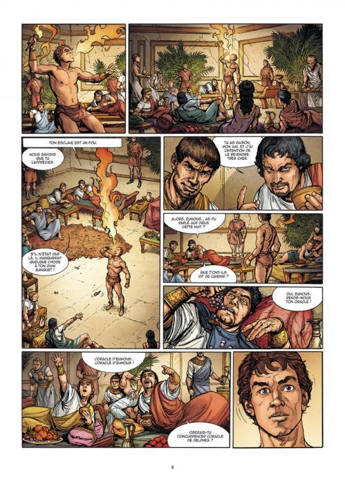 Troisieme fils de rome 2 planche