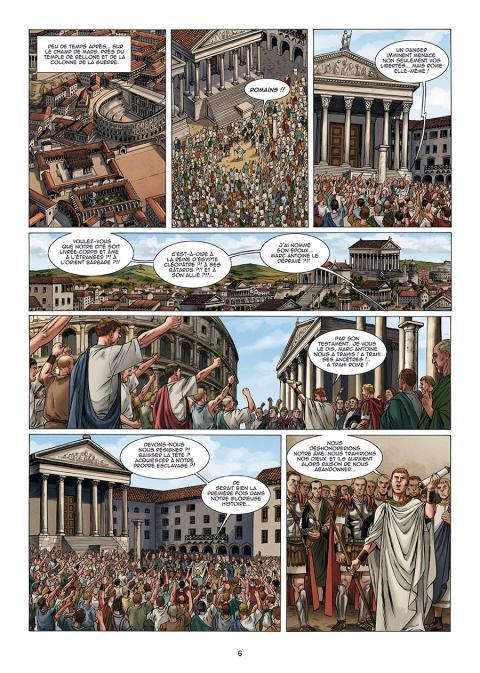 Troisieme fils de rome v page 6