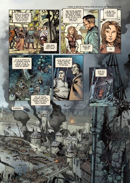 Trone d argile 6 page