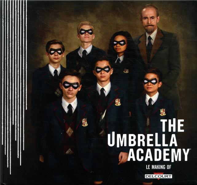Umbrella academy couv