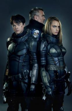 Valerian le trio