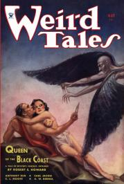 Weird tales may queen of the black cost