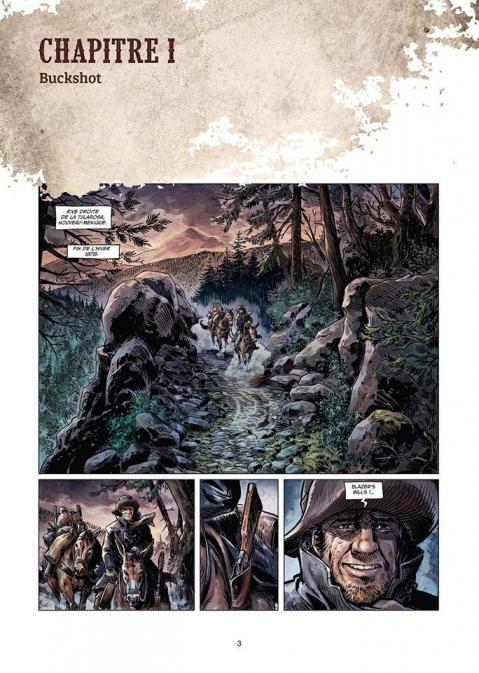 West legends page 1