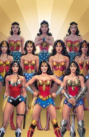Wonder woman 750 kings comics nicola scott