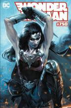 Wonder woman 750 par gabriele dell otto