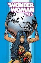 Wonder woman 80 ans numero 750
