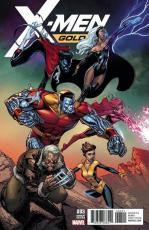 X men gold marvel legacy 14
