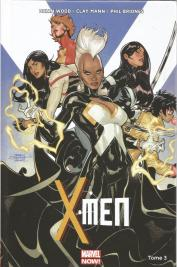 X men marvel now briones