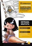 Xii jornadas comiqueras barcelona 2016